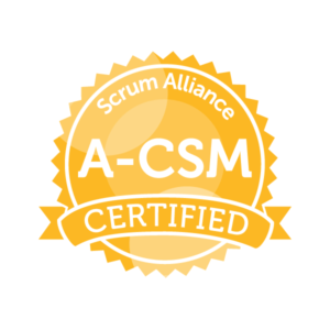 a-csm advanced scrum master training agile scrum certification