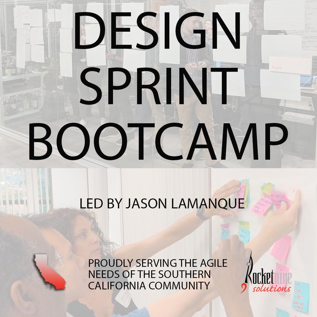 design sprint training, sprint knapp, market testing, Design Sprint Bootcamp, how to run a design sprint