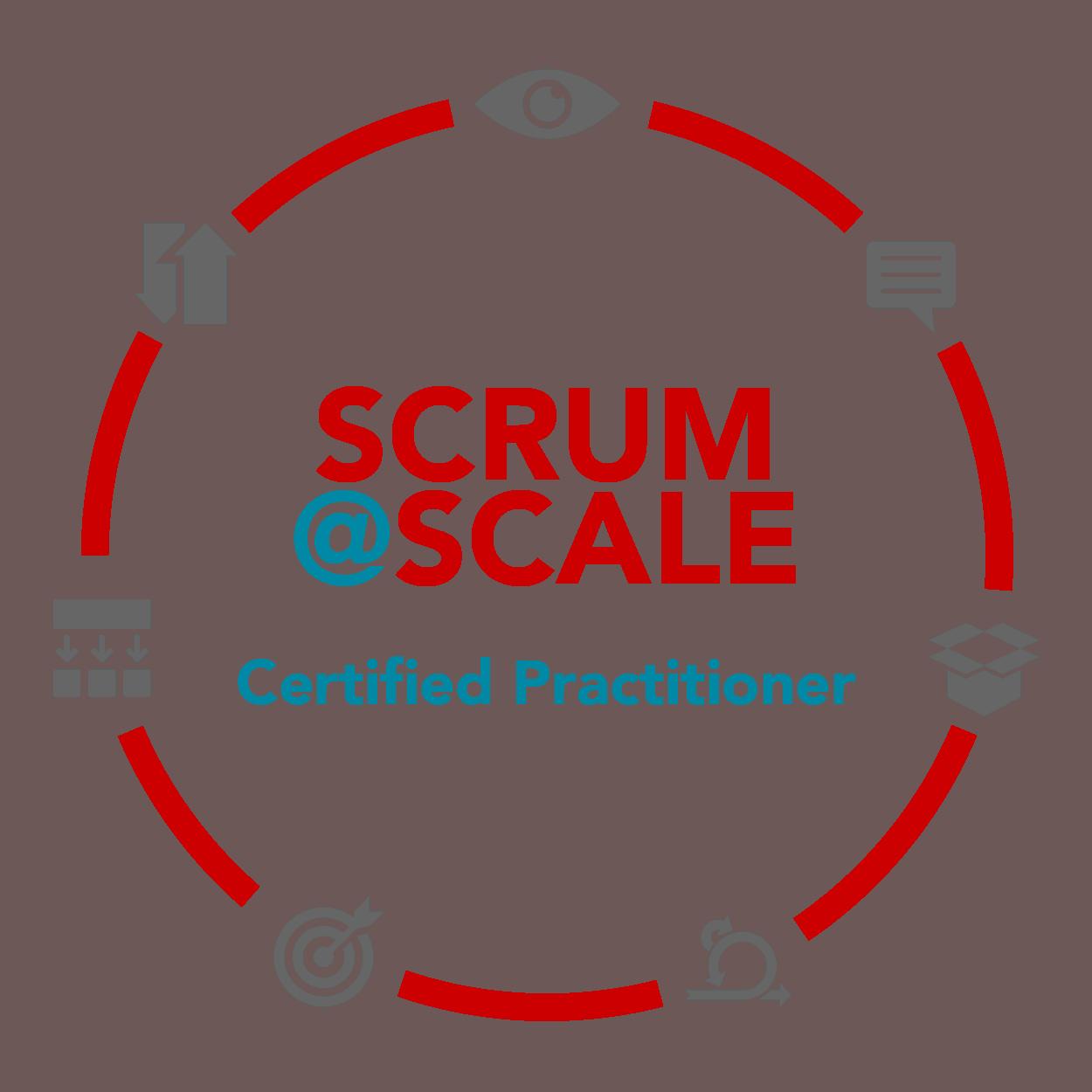 scrum at scale training, agile training