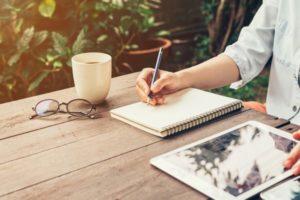 journaling scrum master change agent self awareness