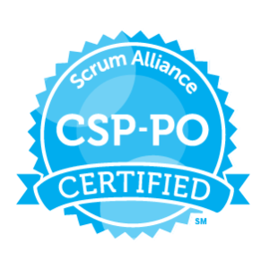 Certified Scrum Professional - Product Owner, CSP-PO