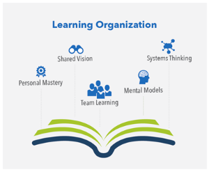 The Five Practices of a Learning Organization