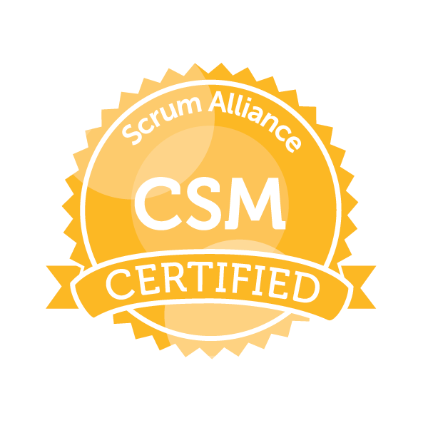 certified scrum master training agile scrum certification