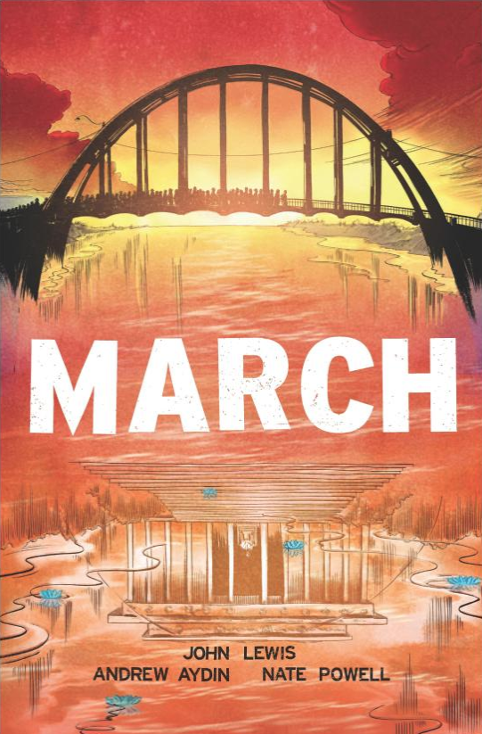 Book Cover of March