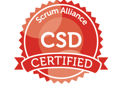 Certified Scrum Developer agile scrum certification