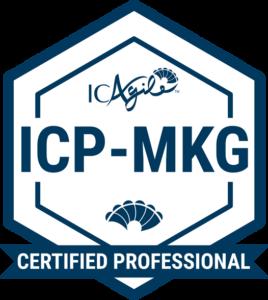 agile for marketers training, iCAgile Marketing Badge, ICP-MKG