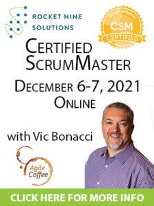 scrum master training
